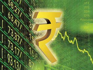 The rupee and the Sensex enjoy a positive correlation and mostly rise and fall in tandem.