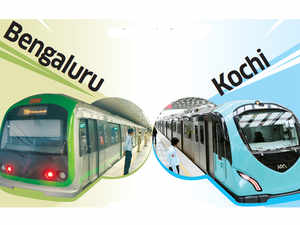 Phase II of Bengaluru Metro will be 72 km, with 13.7 km underground, and a total of 61 stations with 12 underground.