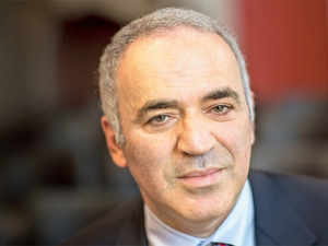 In an email interview with ET, New York-based Kasparov shares his views on chess, AI, Donald Trump and Vladimir Putin.