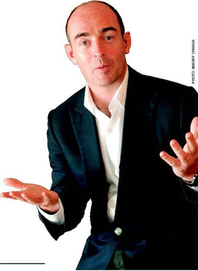Lowe global CEO Michael Wall.