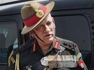 The Army chief, in the recent past, had defended Gogoi's controversial action, stating the Major's decision prevented casualties and injuries.