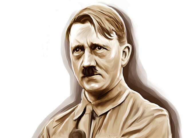 The copy of the book is especially rare because Hitler was known to be reluctant to sign documents or souvenirs.