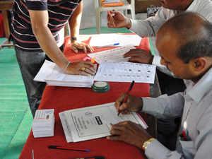 Ballot papers for Arunachal Pradesh, Bihar, Chhattisgarh, Haryana, Himachal Pradesh, Jharkhand, Madhya Pradesh, Meghalaya, Mizoram, Nagaland, Rajasthan, Uttarakhand, Uttar Pradesh and NCT of Delhi, which are to be printed in English and Hindi, will be printed here by the poll panel itself.