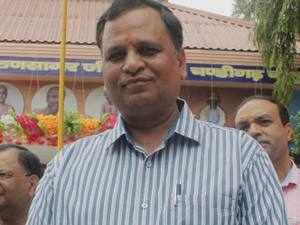 CBI is investing a case of alleged money laundering against Delhi Health Minister Satyendar Jain.