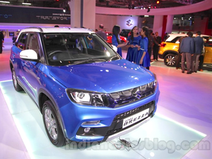 Maruti's compact SUV Vitara Brezza stood at sixth position with 12,375 units in May. It was at tenth position in the corresponding period last year with 7,193 unit sales.
