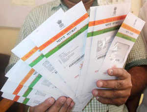 However, in the rural parts of the state, Aadhaar cards have still not been made by everyone.