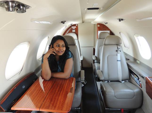 Started just three years ago as a pure play aircraft aggregator connecting owners and customers, this private aviation company controls India's largest private jet fleet today - that too without having an aircraft of its own.