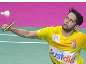 P Kashyap, who is trying to comeback after losing a lot of time due to a series of injuries, saw off China's Zhao Junpeng 21-15 21-18 in the opening round.