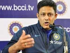 Anil Kumble steps down as coach of Indian cricket team