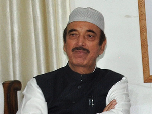 Within hours of Amit Shah announcing Kovind's name, Azad called up other opposition leaders to ensure their presence at the June 22 meeting to firm up strategy for the presidential polls.