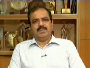 The volume growth I am expecting will be around 10% to 125 this year says  V Kalyana Rama, CMD, Container Corporation Of India.
