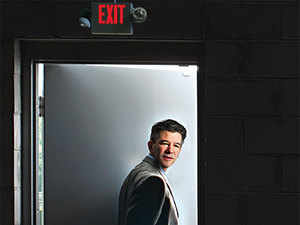 Uber was searching for a COO before Kalanick resigned.
