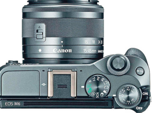 Canon: Canon EOS M6 review: Worth the extra money for the
