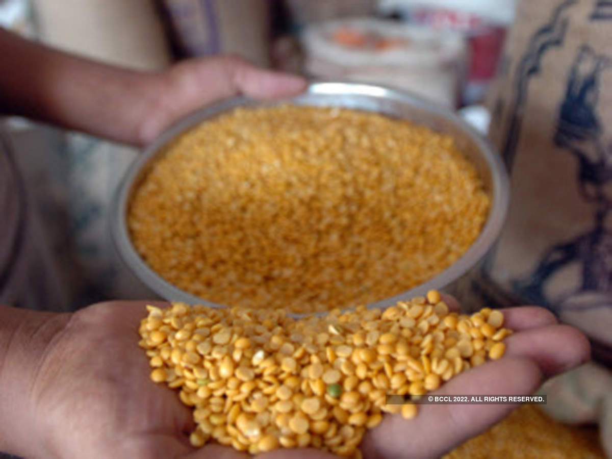 tur dal price: Karnataka tur farmers get highest price - The
