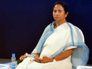 """Speaking at the ceremony, Banerjee said """"public service is service for all; it means continuous monitoring and regular service for the people."""""""