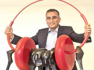 Right now, two-thirds of Viacom18's revenues come from advertising and one-third from everything else — subscription, events, films and digital, says CEO Sudhanshu Vats