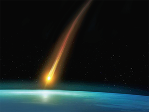 meteor: A look at five biggest meteor crashes of all time