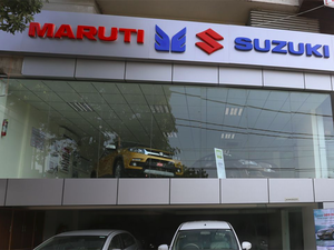 If the market conditions become better as is expected and the economy continues to grow, Maruti will achieve the 2 million figure in late 2019 or early 2020, chairman RC Bhargava said.
