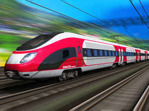 Bullet train: China's fastest bullet train makes debut - The