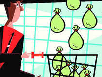 On a day when the NSE Nifty fell over 60 points, Nifty FMCG index was the sole shining spot.