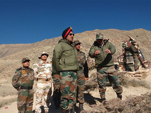 Situation along China border in Sikkim reviewed after incursion
