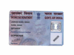 According to government, Aadhaar-enabled biometric identification will help check instances of multiple PANs and also keep a tab on tax evaders.