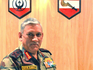 China rejects Army Chief Bipin Rawat's 'extremely irresponsible' comments on war