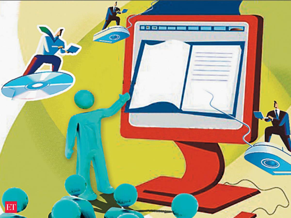 Education-technology platforms: Re-skilling: Education