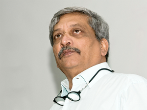 PoK surgical strike was in planning for 15 months: Manohar Parrikar