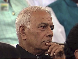 """""""The evolution of GST is a clear demonstration of the difficulties,""""  Yashwant Sinha said."""