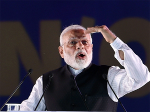Modi said the signature of a chartered accountant is more powerful than even that of a prime minister and the government also believes the accounts signed by them.
