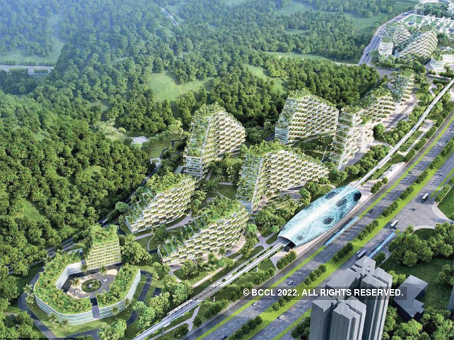 Liuzhou why liuzhou a prefecture level city is making for Liuzhou forest city