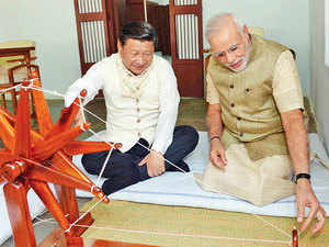 The Chinese army's latest assertion along the LAC has cast a shadow over the spirit of Xi Jinping's visit to Ahmedabad and Delhi in 2014.