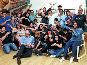 The company is also taking an innovative approach to prevent talent from leaving, by rolling out 'Intuit Always,' an informal alumni programme.