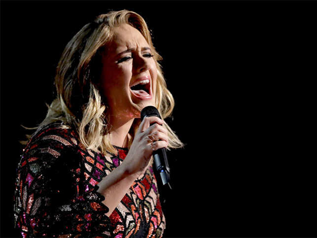 Adele fans gather at Wembley, sing for her after cancelled shows ...