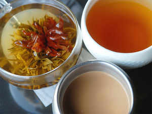 The Tea Salon is an experiential offering with evocative aromas of TGL teas and in-house patisseries for tea lovers where they can explore the colourful ingredients in each blend.