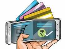 The retail payments segment accounted for as much as 98 per cent-99 per cent of total volumes.