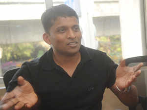 """With a wider bandwidth, we have started creating similar products for the international markets that further boost our reach as well as product portfolio,"" said Byju Raveendran, the CEO of Byju's."