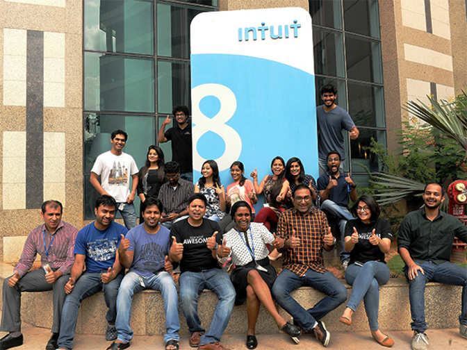 Top 10 It Companies To Work For In 2017 Intuit India