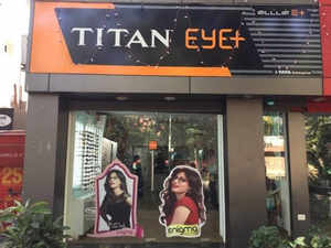 "In the eyewear segment, its Titan Eye Plus retail format made a healthy growth during the quarter but its sunglass business witnessed a ""significant slowdown."