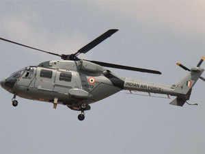 IAF chopper goes missing near India-China border