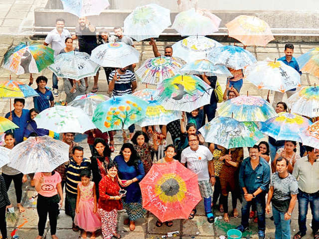 Here's how you can make the most of monsoon in your own city!