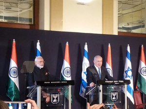 India, Israel now strategic partners; vow to do more against terror jointly