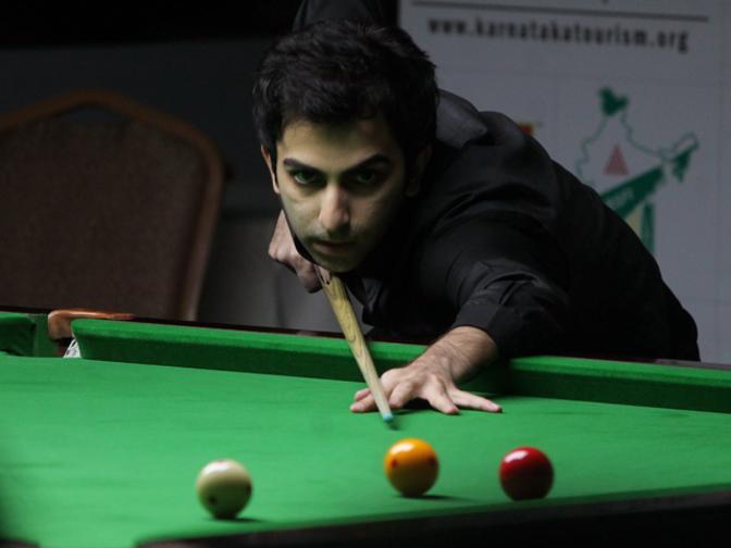 Snooker championship pankaj advani led india beat for Pool game show