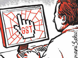 The procedure for granting security clearance to the GSTN involved background checking of its office-bearers and others concerned.