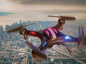Drones are used by PSUs such as NTPC, ONGC, railways, mapping & surveying agencies and warehousing companies.