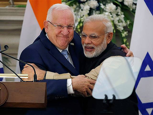 Modi has accomplished far more with Israel than merely showing daylight to a closeted affair.