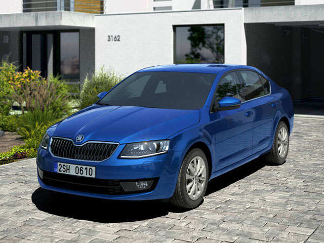 here 39 s what 39 s new in 2017 skoda octavia facelift skoda octavia facelift to launch the. Black Bedroom Furniture Sets. Home Design Ideas