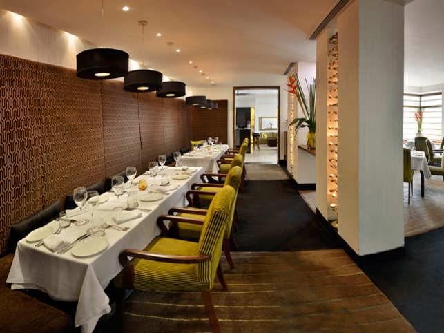 After New Delhi and New York, Indian restaurant Indian Accent will ...