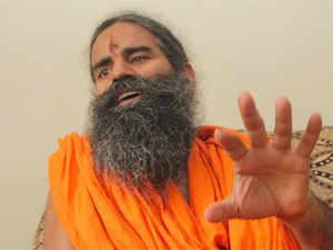 Patanjali ayurved baba ramdev teaches india inc kapalbhati ramdev said that even though he does not have a business leader he looks up to ccuart Gallery
